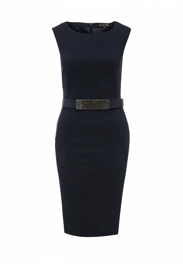 Платье-миди Top Secret (Топ Сикрет) SSU1515GR