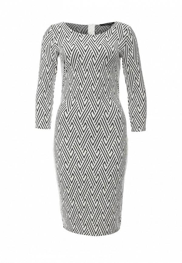 Платье-миди Top Secret (Топ Сикрет) SSU1443BI