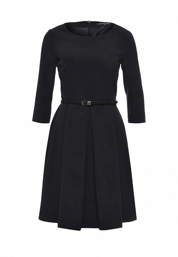Платье-миди Top Secret (Топ Сикрет) SSU1654GR