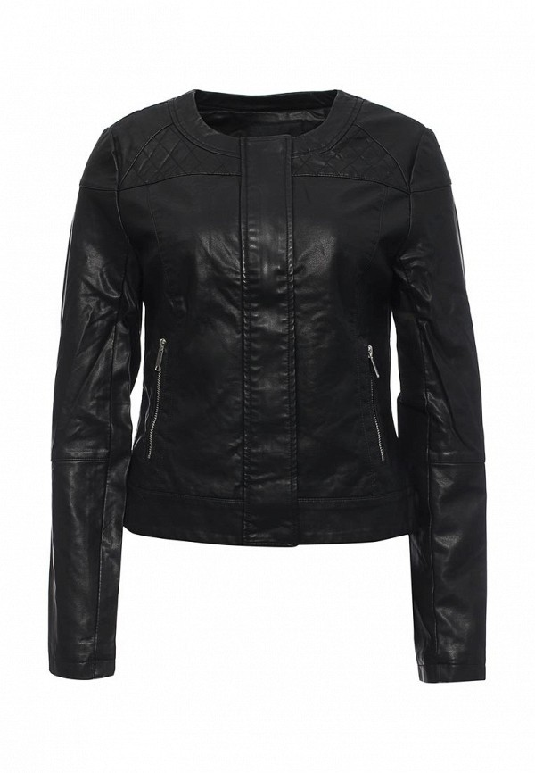 Кожаная куртка Top Secret (Топ Сикрет) SKU0712CA