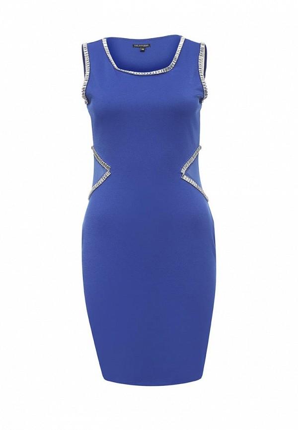 Вечернее / коктейльное платье Top Secret (Топ Сикрет) SSU1167GR