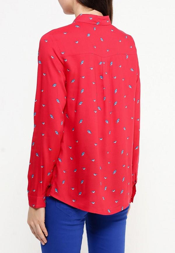 Фото 4 - женскую блузку Top Secret красного цвета
