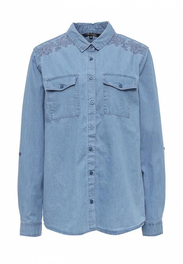 Фото Рубашка джинсовая Top Secret. Купить с доставкой