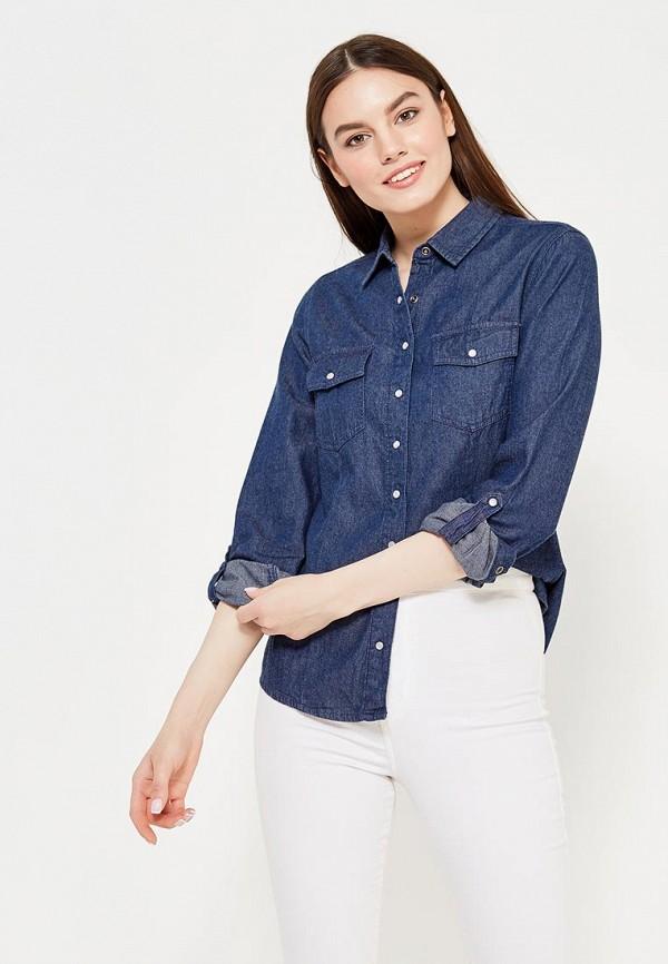 Рубашка джинсовая Top Secret Top Secret TO795EWQKB33 рубашка top secret цвет темно синий