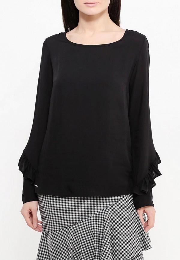 Фото 3 - женскую блузку Top Secret черного цвета