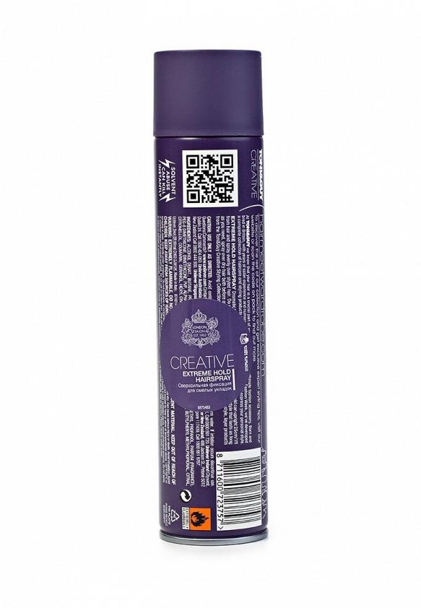 Средства для укладки TONI&GUY Спрей для волос СВЕРХСИЛЬНАЯ ФИКСАЦИЯ для самых смелых уклад