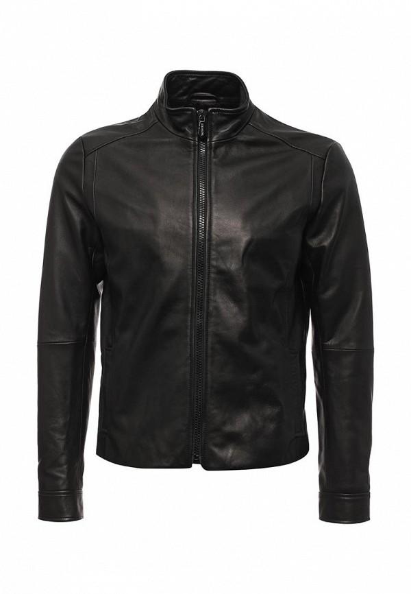 Кожаная куртка Trussardi (Труссарди) 32s01