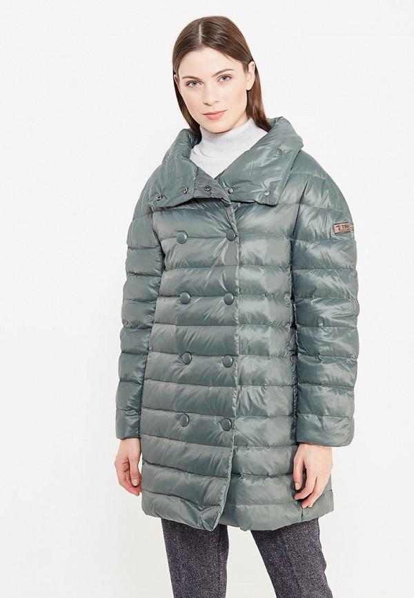 Куртка утепленная Trussardi Collection Trussardi Collection TR002EWXSZ03 водолазка pettli collection pettli collection pe034ewvwc32