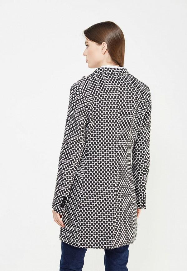 Фото 3 - женское пальто или плащ Trussardi Collection разноцветного цвета
