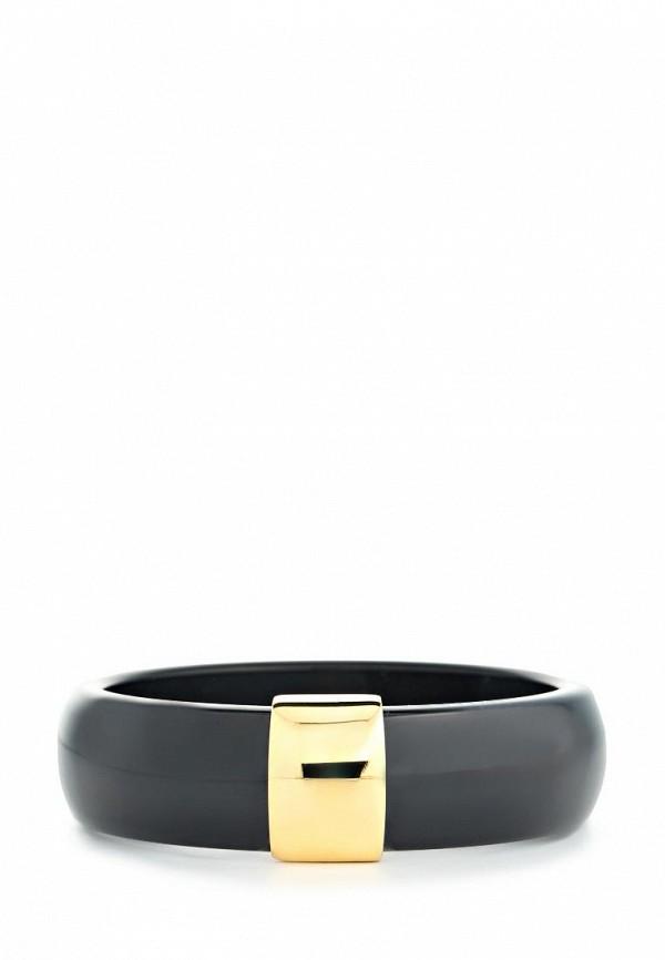 Браслет Trisori. Цвет: золотой, черный