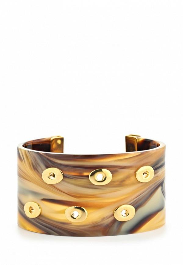 Браслет Trisori. Цвет: золотой, коричневый