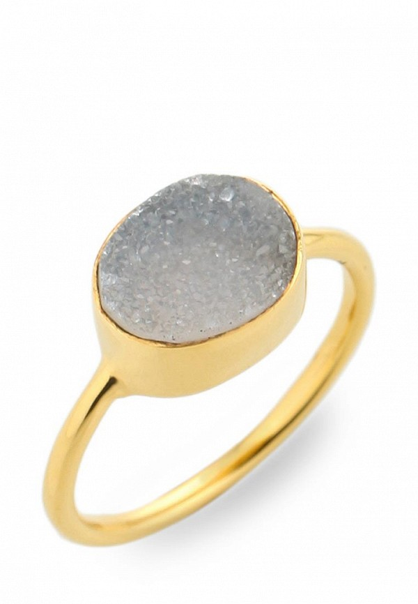 Кольцо Trisori. Цвет: белый, золотой