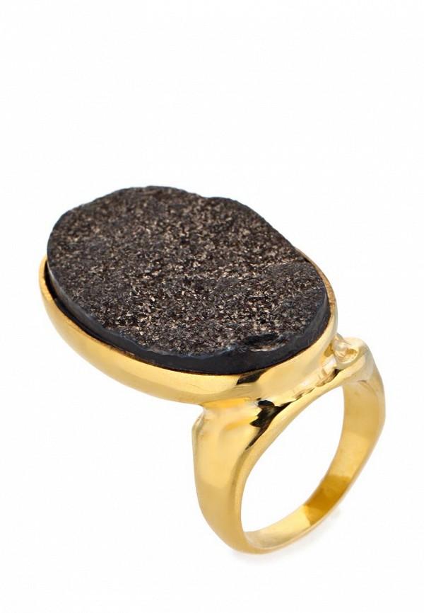 Кольцо Trisori. Цвет: золотой, серый