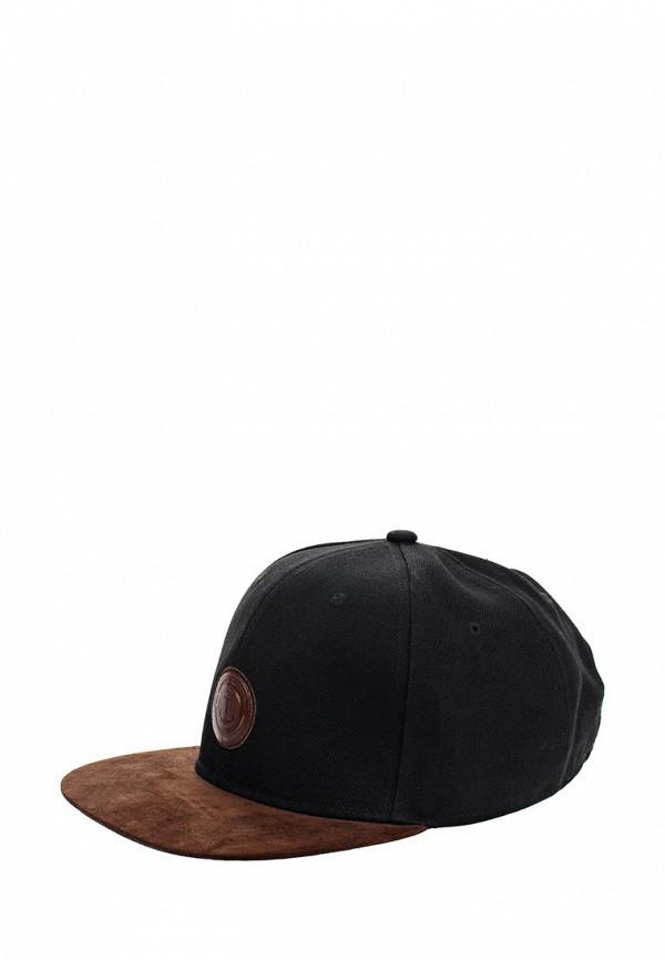 Бейсболка  - черный цвет