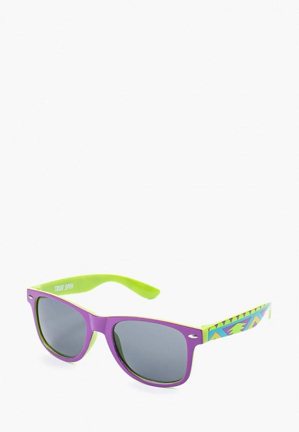 Очки солнцезащитные True Spin True Spin TR014DUBGAT7 очки солнцезащитные ray ban® ray ban® ra014dmatci7