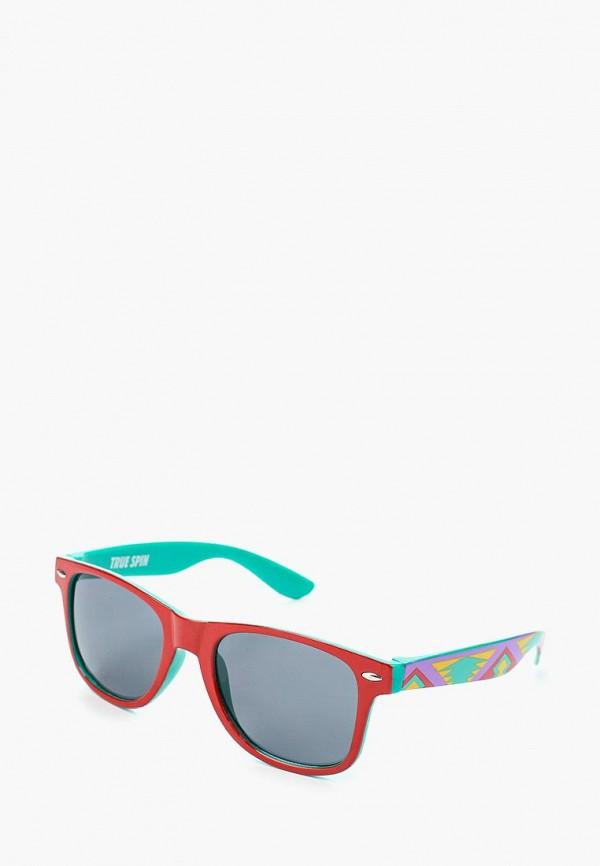 Очки солнцезащитные True Spin True Spin TR014DUBGAT8 очки солнцезащитные mascotte mascotte ma702duzsv94