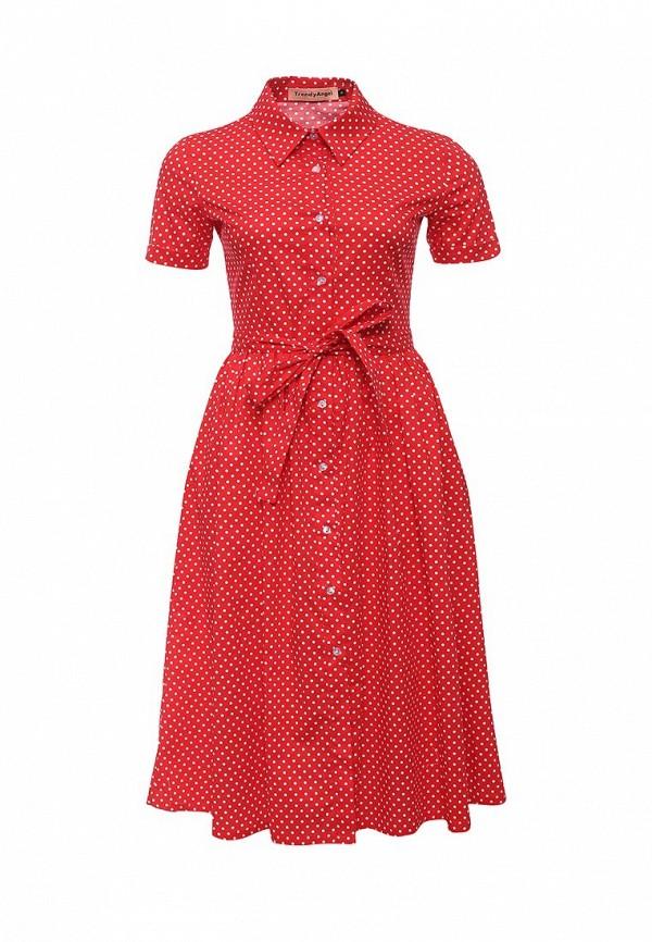 Платье-миди TrendyAngel 15009