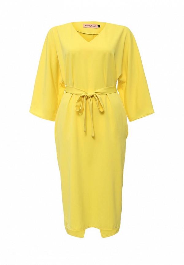 Платье-миди TrendyAngel 15003