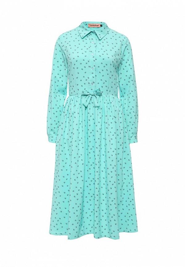 Повседневное платье TrendyAngel 15009D