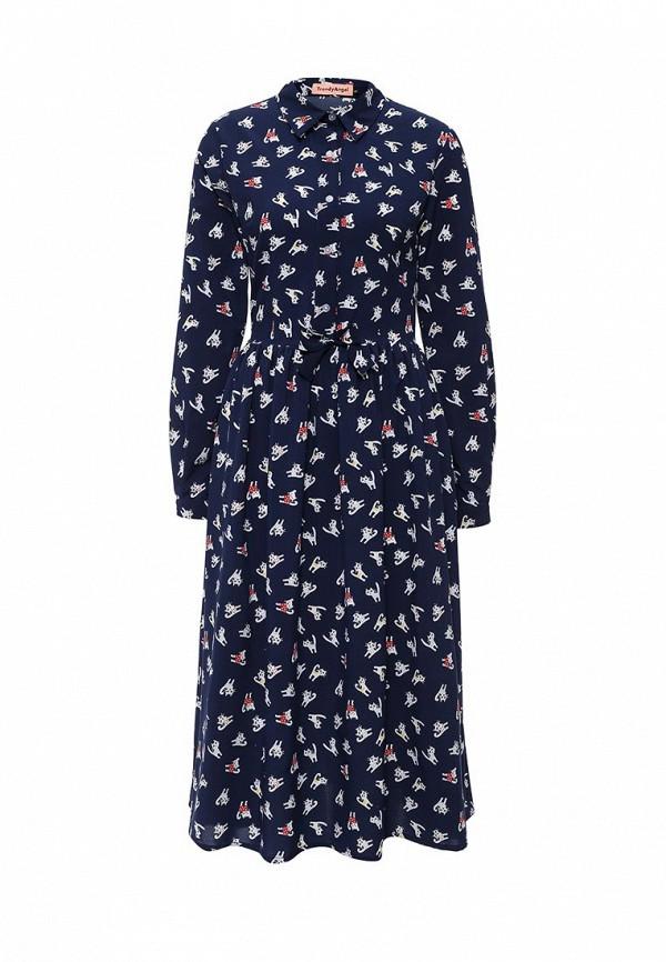 Платье-миди TrendyAngel 15009D