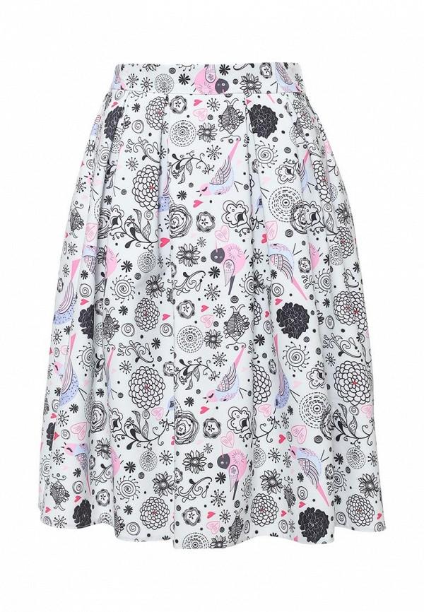 Широкая юбка TrendyAngel 16004