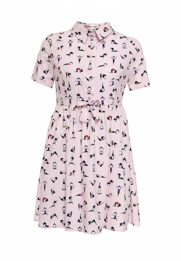 Платье TrendyAngel TrendyAngel TR015EWQLJ56