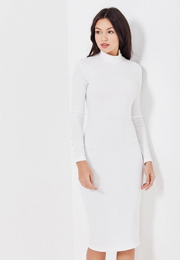 Фото - женское платье TrendyAngel белого цвета