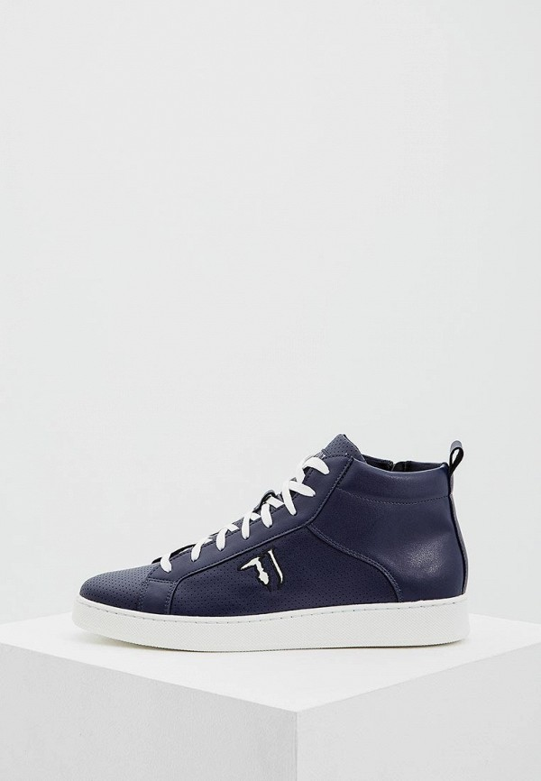 купить Кеды Trussardi Jeans Trussardi Jeans TR016AMYXK53 недорого