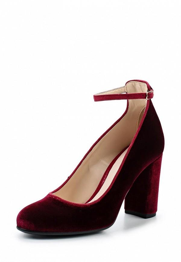 Туфли Trussardi Jeans. Цвет: красный