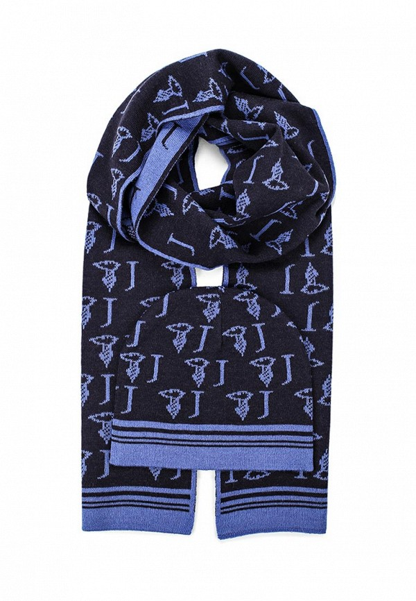 Комплект шапка и шарф Trussardi Jeans