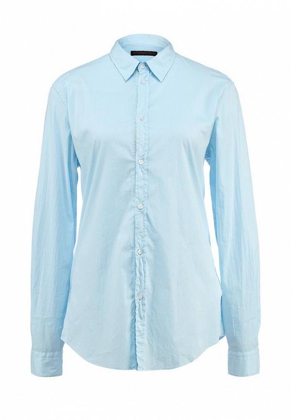 Рубашка с длинным рукавом TRUSSARDI JEANS 52C03141