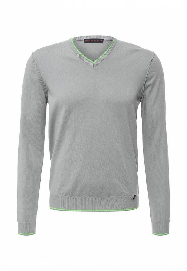 Пуловер TRUSSARDI JEANS (Труссарди Джинс) 52m100