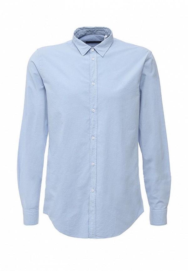 Рубашка с длинным рукавом TRUSSARDI JEANS 52c19