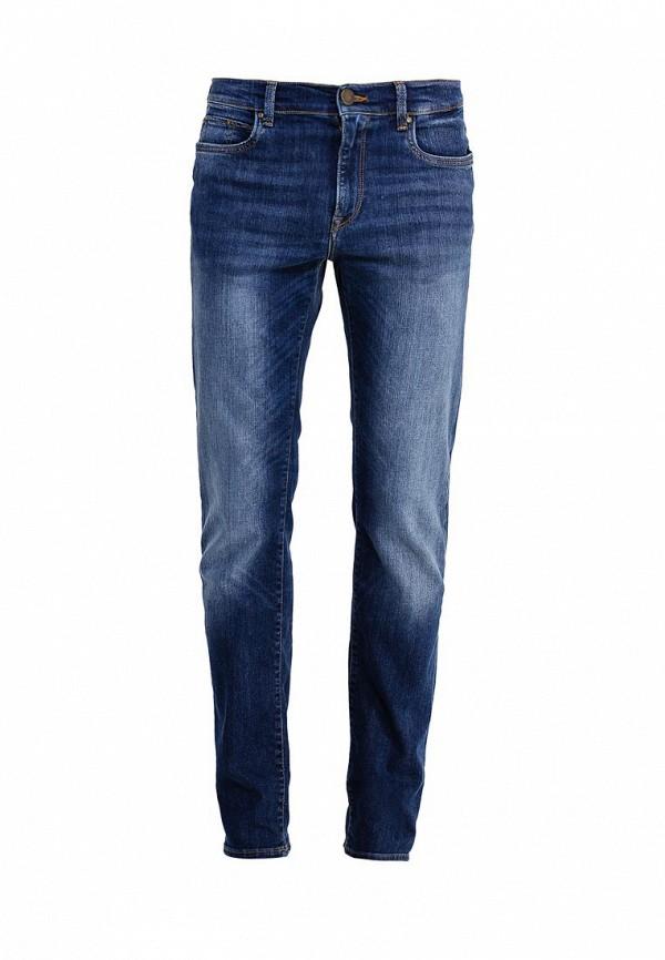Зауженные джинсы TRUSSARDI JEANS (Труссарди Джинс) 525191