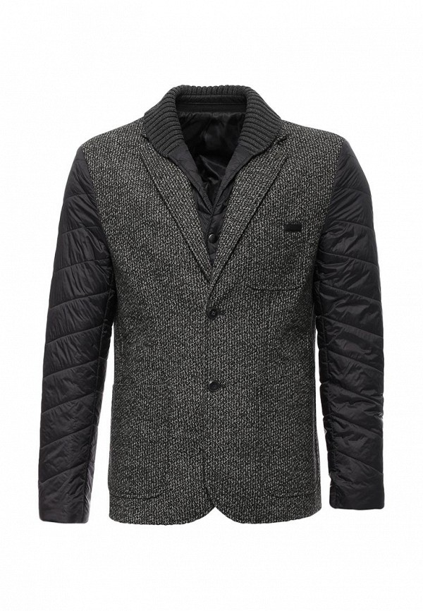 Мужские пальто TRUSSARDI JEANS (Труссарди Джинс) 52s80