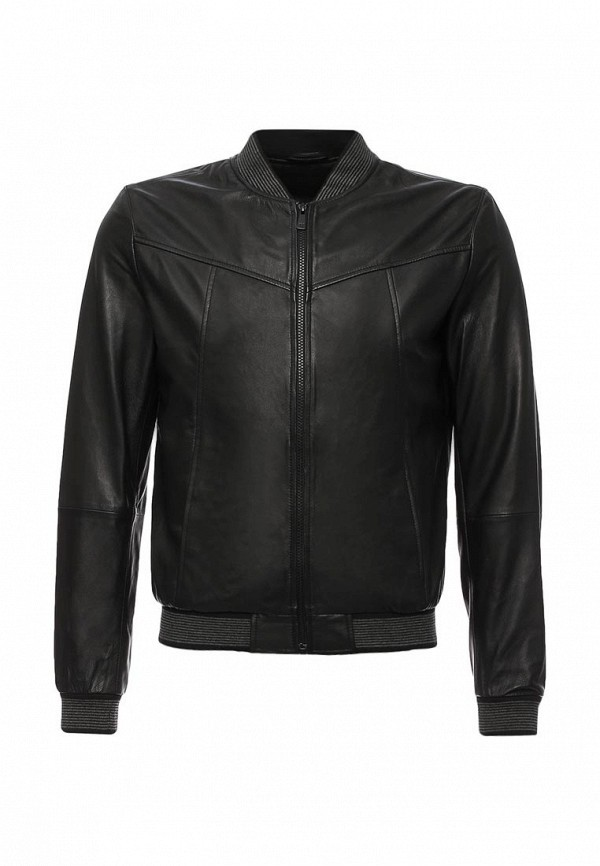 Кожаная куртка TRUSSARDI JEANS (Труссарди Джинс) 52s04