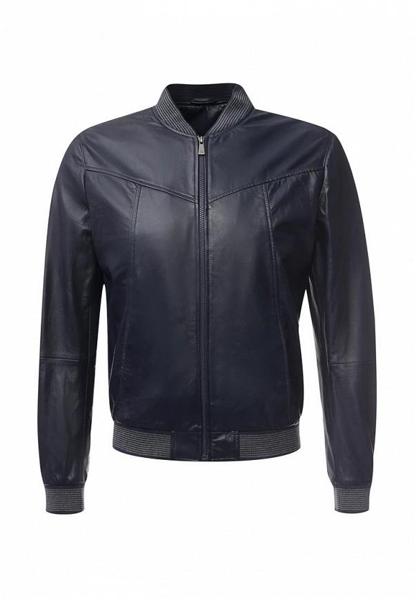 Кожаная куртка TRUSSARDI JEANS 52s04