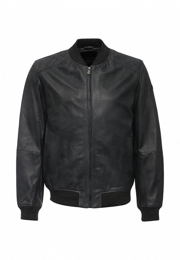 Кожаная куртка TRUSSARDI JEANS 52s05xx