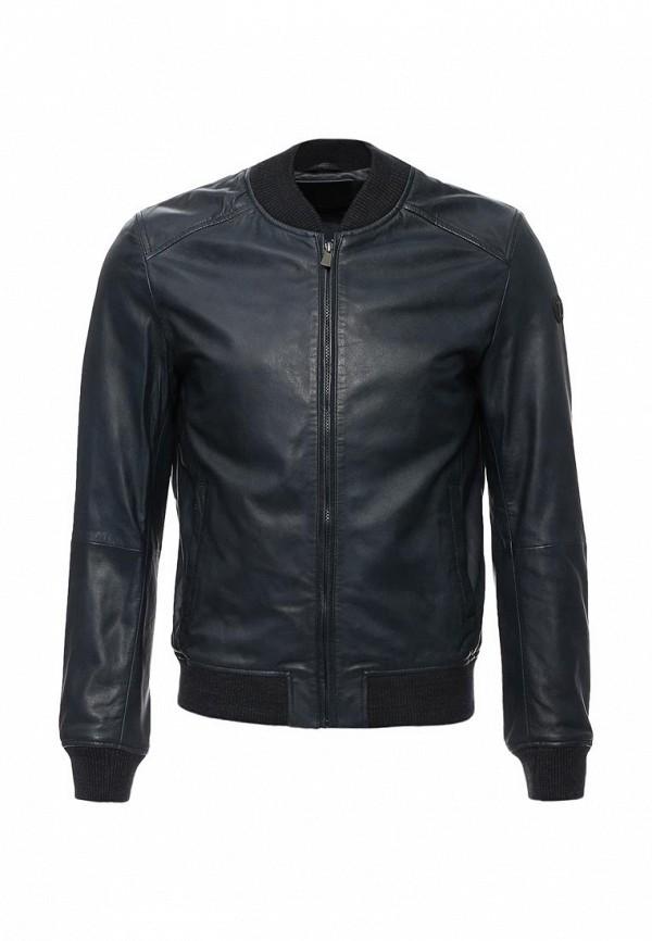 Кожаная куртка TRUSSARDI JEANS (Труссарди Джинс) 52s05xx