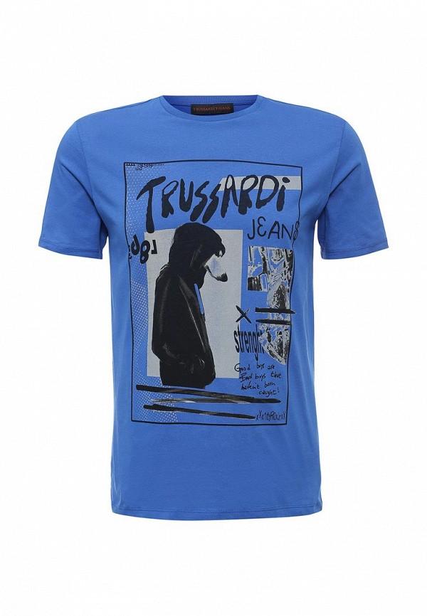 Футболка Trussardi Jeans 52t45
