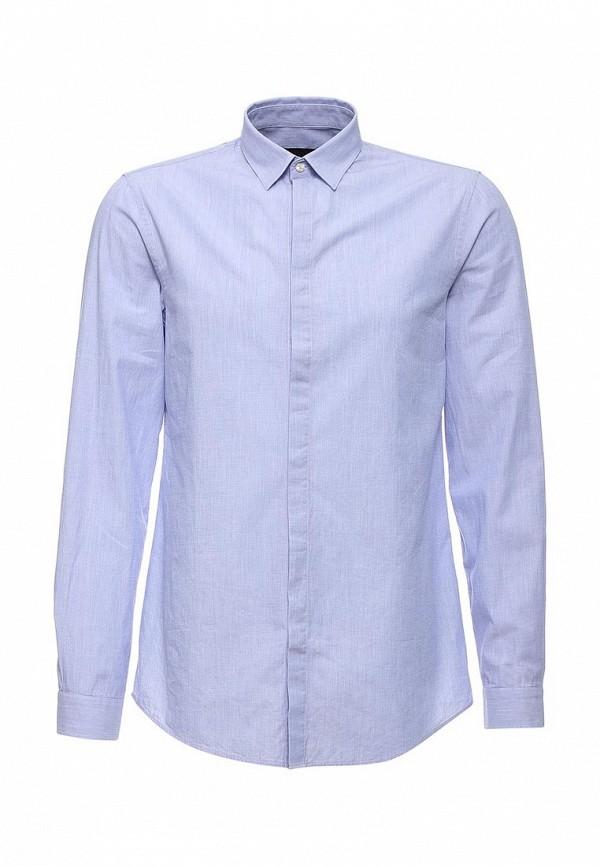Рубашка с длинным рукавом TRUSSARDI JEANS 52C37