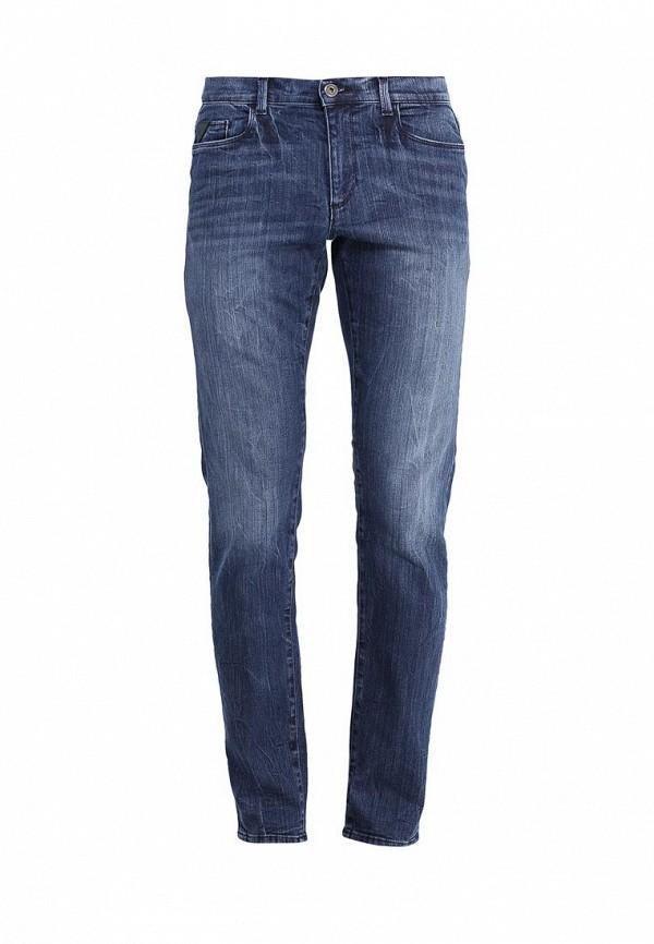 Зауженные джинсы TRUSSARDI JEANS 525177