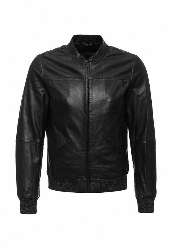 Кожаная куртка TRUSSARDI JEANS 52s09
