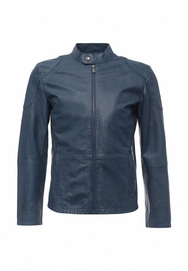 Кожаная куртка TRUSSARDI JEANS (Труссарди Джинс) 52s39
