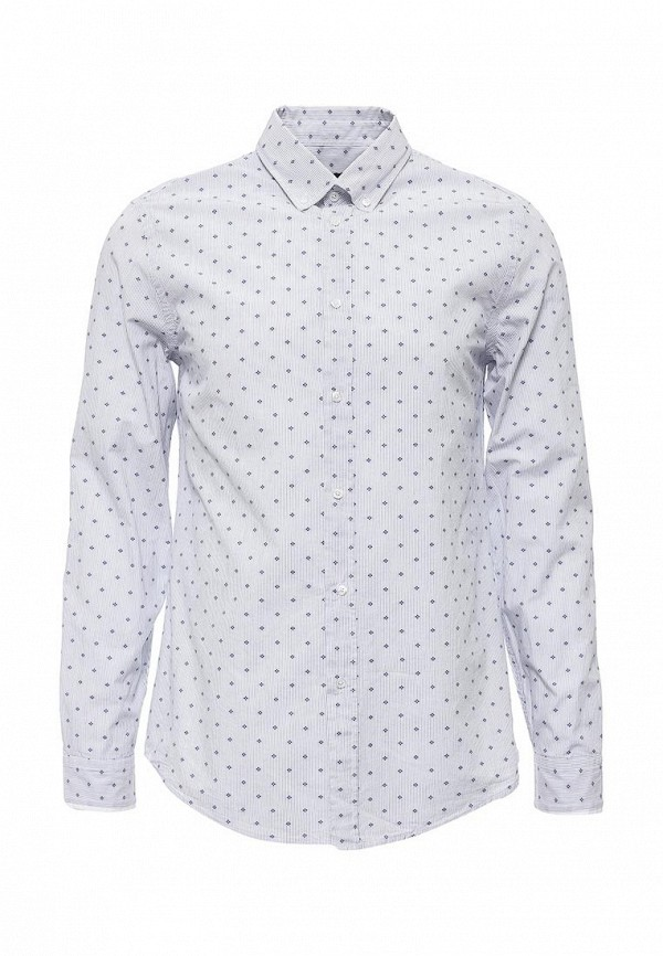 Рубашка с длинным рукавом TRUSSARDI JEANS (Труссарди Джинс) 52c38