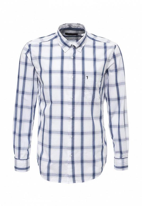 Рубашка с длинным рукавом TRUSSARDI JEANS (Труссарди Джинс) 52c35