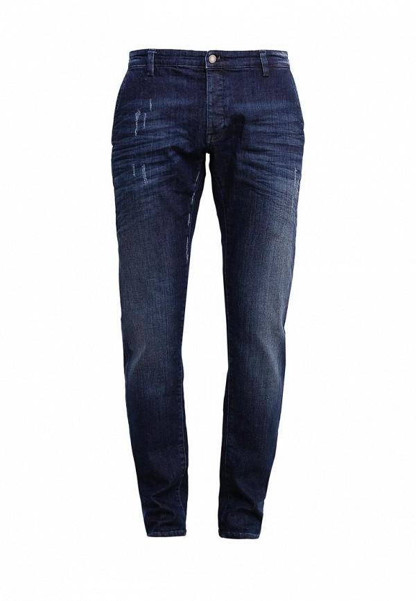 Зауженные джинсы TRUSSARDI JEANS (Труссарди Джинс) 52P04B