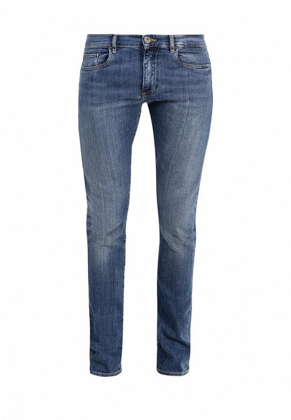 Зауженные джинсы TRUSSARDI JEANS (Труссарди Джинс) 52519exx