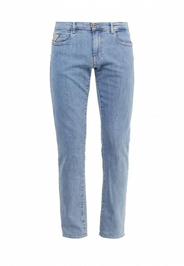 Зауженные джинсы TRUSSARDI JEANS (Труссарди Джинс) 525177