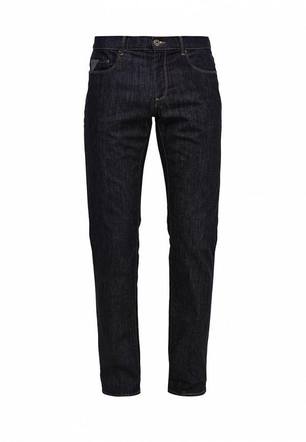Зауженные джинсы TRUSSARDI JEANS (Труссарди Джинс) 525507